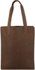 Bruine MYOMY Handtas LONG HANDLE ZIPPER - small