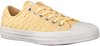 Beige CONVERSE Sneakers CHUCK TAYLOR ALL STAR OX DAMES - small