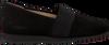 Zwarte HASSIA Instappers 1654  - small
