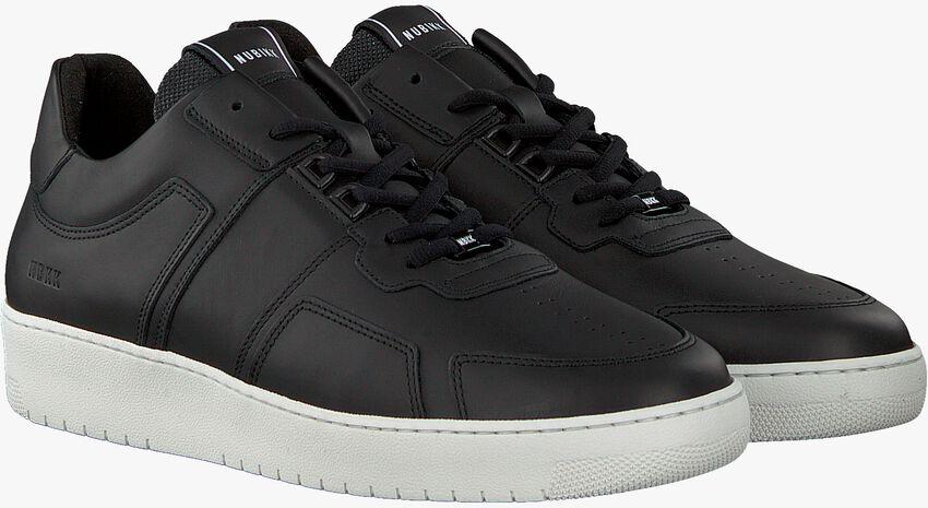 Zwarte NUBIKK Lage sneakers YUCCA CANE MEN - larger