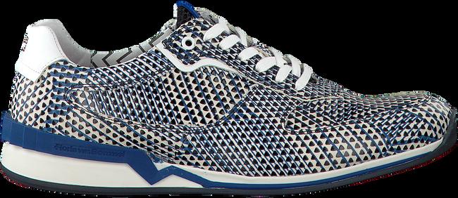 Blauwe FLORIS VAN BOMMEL Sneakers 16225  - large