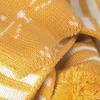 Gele TON & TON Sjaal SVEA  - small