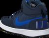 Blauwe NIKE Sneakers COURT BOROUGH MID (KIDS) - small