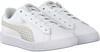 Witte PUMA Sneakers BASKET CHAMELEON  - small