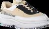 Beige PUMA Lage sneakers DEVA REPTILE WMN'S  - small