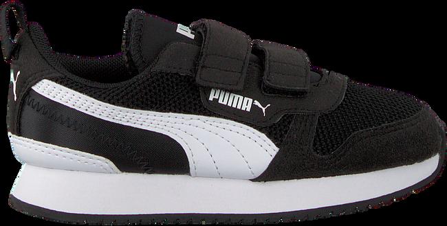 Zwarte PUMA Lage sneakers PUMA R78 INF/PS  - large