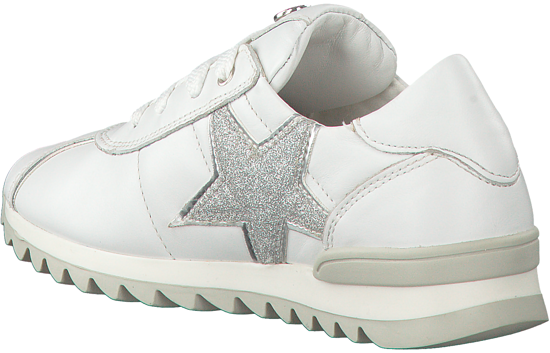 Witte UNISA Sneakers DONYA Omoda.nl
