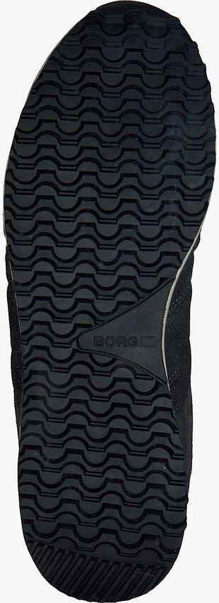 Grijze BJORN BORG Lage sneakers R230 PUL  - larger