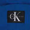 Blauwe CALVIN KLEIN  Muts J MONOGRAM BEANIE M - small