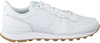 Witte NIKE Sneakers INTERNATIONALIST WMNS - small