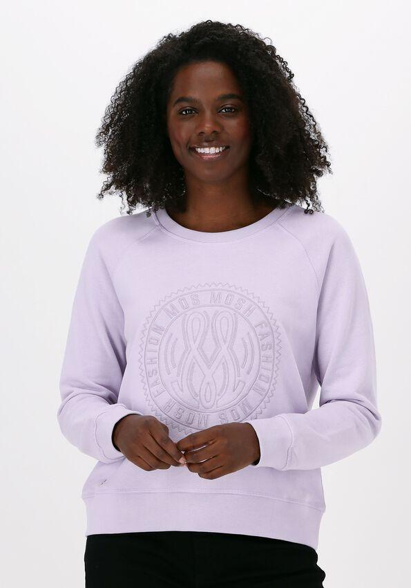 Lila MOS MOSH Sweater ACE SWEATSHIRT  - larger