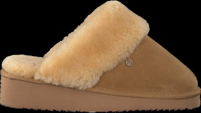 Camel WARMBAT Pantoffels ALICE  - larger