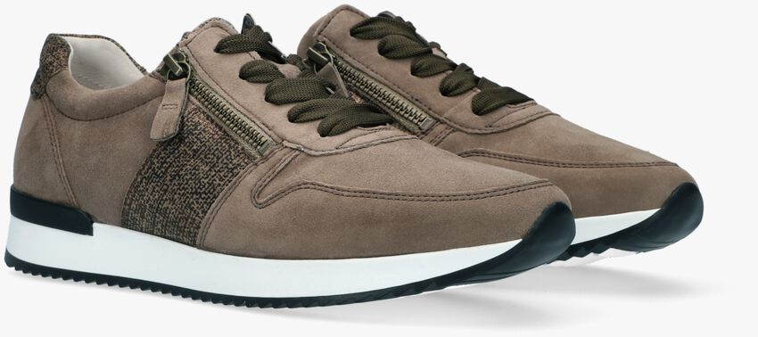 Bruine GABOR Lage sneakers 420  - larger