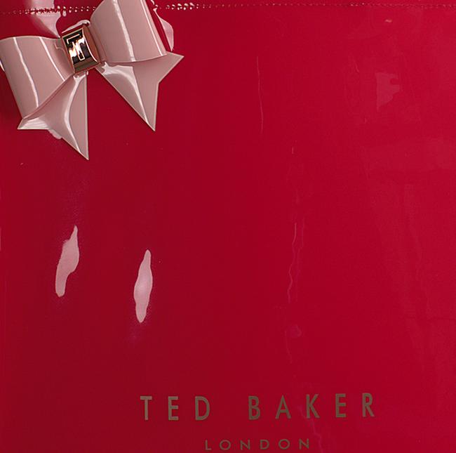 Rode TED BAKER Handtas CLEOCON - large