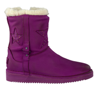 Paarse GIGA Lange laarzen 5691  - medium