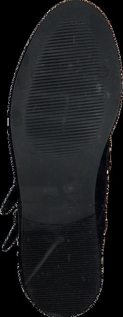 Zwarte TANGO Enkellaarsjes PLEUN FAT 52 - large