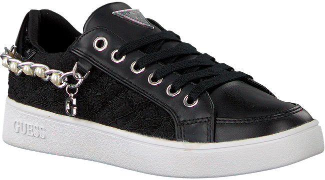 Zwarte GUESS Sneakers FLBN21 LAC122 - large