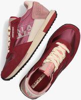 Rode NAPAPIJRI Lage sneakers VICKY  - medium