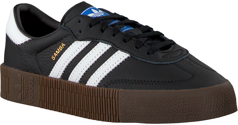 Zwarte ADIDAS Sneakers SAMBAROSE | Omoda
