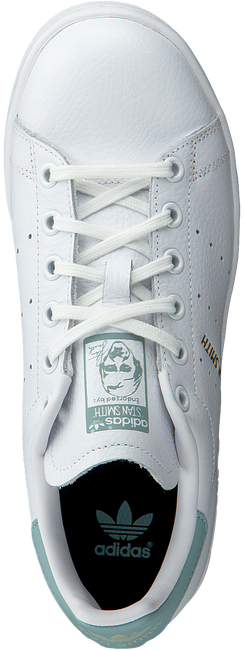 Witte ADIDAS Sneakers STAN SMITH J - large