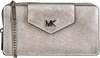 Zilveren MICHAEL KORS Schoudertas SM CONV PHONE XBODY  - small
