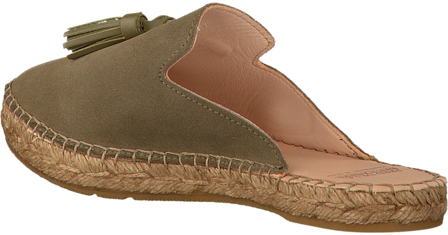 Groene FRED DE LA BRETONIERE Loafers 152010046  - large