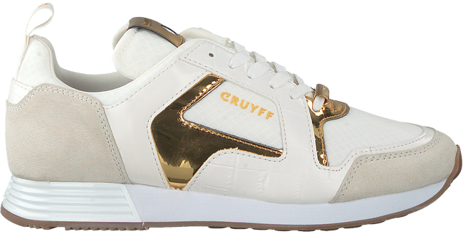 Witte CRUYFF CLASSICS Lage sneakers LUSSO