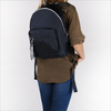 Blauwe TOMMY HILFIGER Rugtas LOGO BACKPACK - small