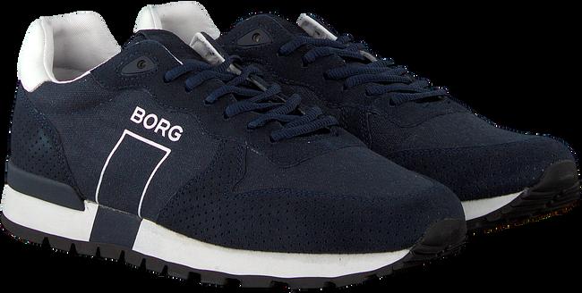Blauwe BJORN BORG Sneakers LOW CVS - large
