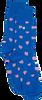 Blauwe ALFREDO GONZALES Sokken HEARTS - small