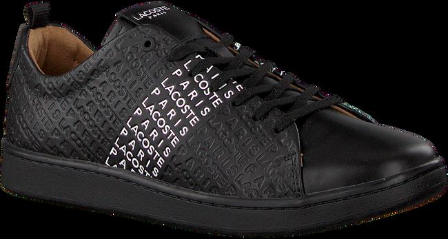 Zwarte LACOSTE Sneakers CARNABY EVO 319 12  - large