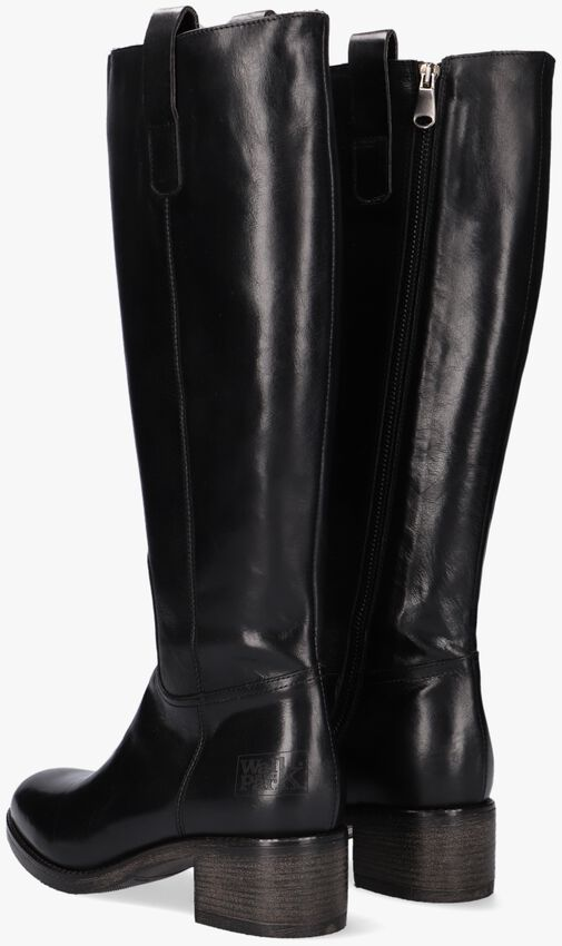 Zwarte WALK IN THE PARK Hoge laarzen TONIA  - larger