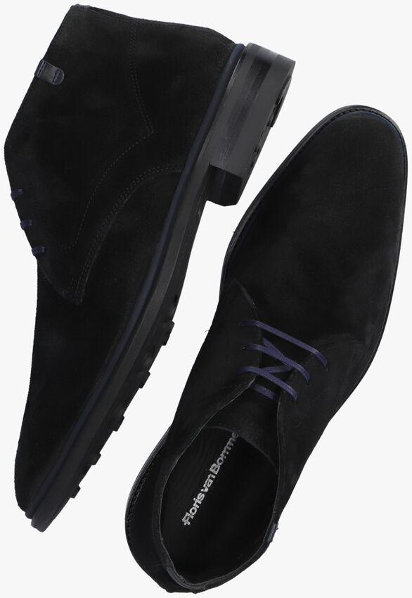 Zwarte FLORIS VAN BOMMEL Nette schoenen 10667  - larger