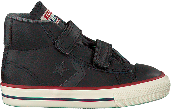 Zwarte CONVERSE Sneakers STAR PLAYER MID 2V  - large