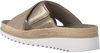 Gouden GABOR Slippers 722.2 - small