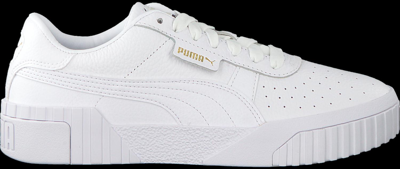 fa9bdff34f1 Witte PUMA Sneakers CALI - Omoda.nl