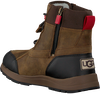 Bruine UGG Veterboots TURLOCK WEATHER - small