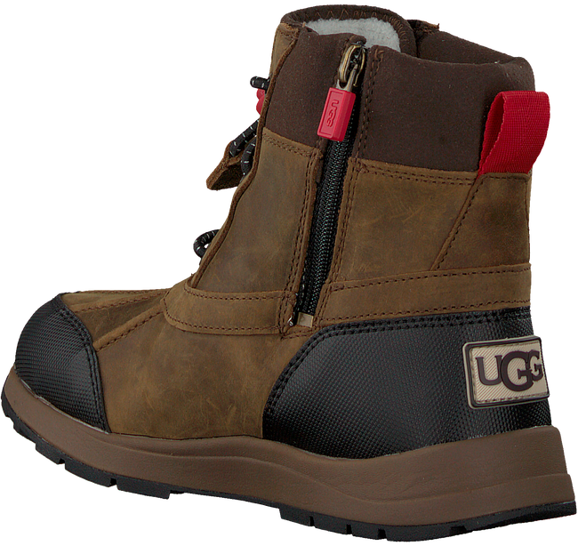 Bruine UGG Veterboots TURLOCK WEATHER - large
