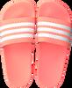 Roze ADIDAS Badslippers ADILETTE KIDS  - small