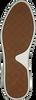 Taupe UGG Instappers SAMMY CHEVRON METALLIC  - small