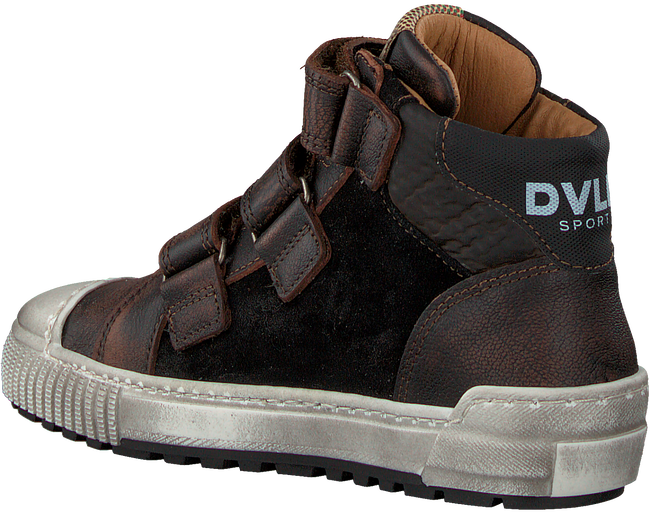 Bruine DEVELAB Hoge sneaker 41669  - large