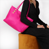 Roze TED BAKER Shopper PAIGIE - small