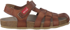 Cognac RED-RAG Sandalen 19037  - small