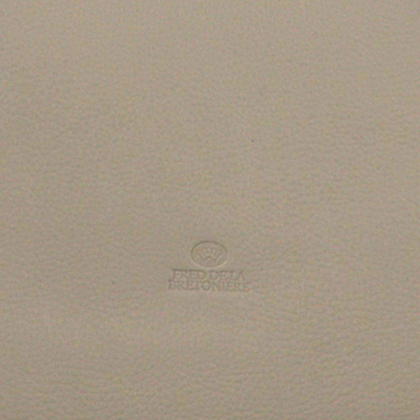 Beige FRED DE LA BRETONIERE Handtas 232010101 - larger