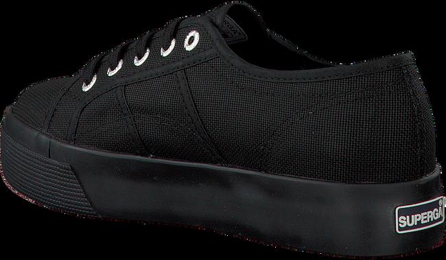 Zwarte SUPERGA Sneakers 2730 COTU - large