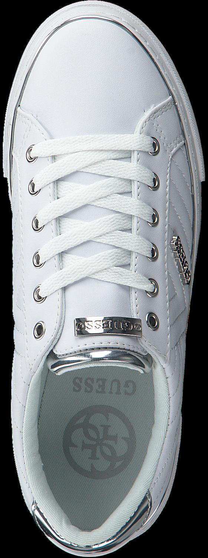 Witte GUESS Sneakers GROOVIE Omoda.nl