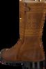 Cognac SHOESME Lange laarzen CP7W108  - small