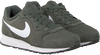 Groene NIKE Sneakers MD RUNNER 2 PE (GS)  - small