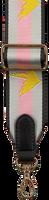 Roze BECKSONDERGAARD Schouderband PIPIT STRAP  - medium