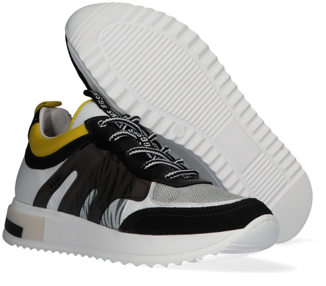 Witte GIGA Lage sneakers G3670  - large